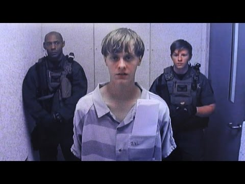 Dylann Roof facing competency hearing
