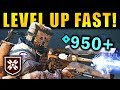 Tips to LEVEL UP FAST & EASY! | Destiny 2: Shadowkeep