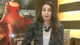Dangerous Ishq - Karishma Kapoor Interview for Dangerous Ishq