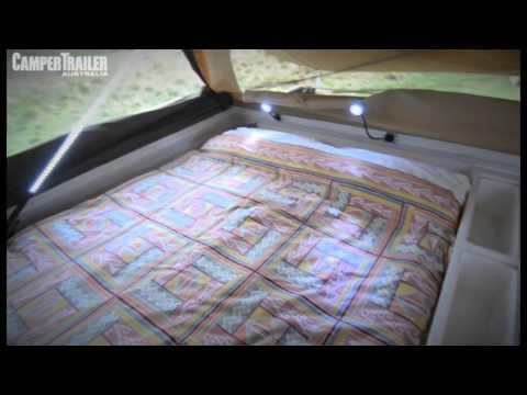 Travelander - Camper Trailer Australia Ofroad Camper of the year Finalist 2013