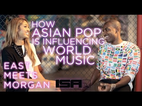 HOW ASIAN POP IS INFLUENCING WORLD MUSIC! - East Meets Morgan Ep. 2