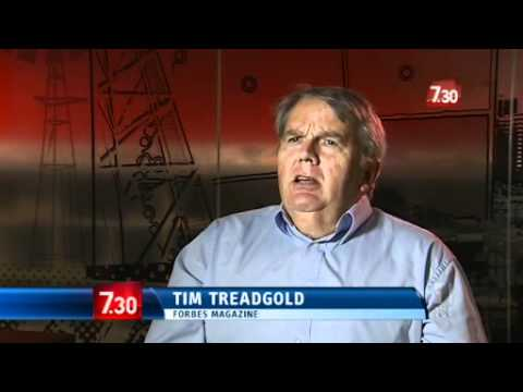Mining magnate prompts media ownership questions