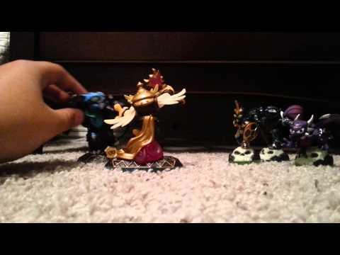 Skylanders Rebels:The Assassins