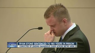 Ryan Stone sentenced to 160 years in prison