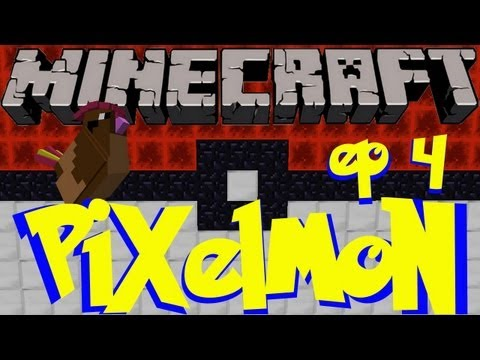 Pixelmon Ep. 04 - The Oasis (Minecraft Pokemon Mod)