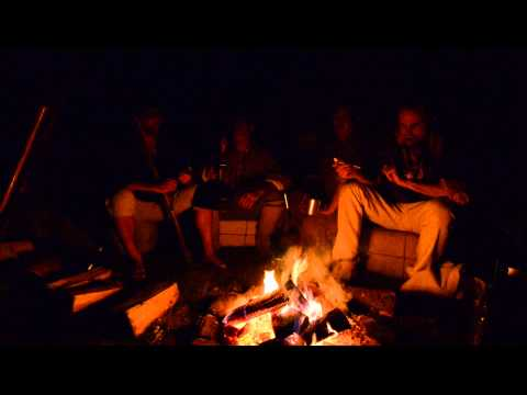 Grand Portage Rendezvous Campfire Singing