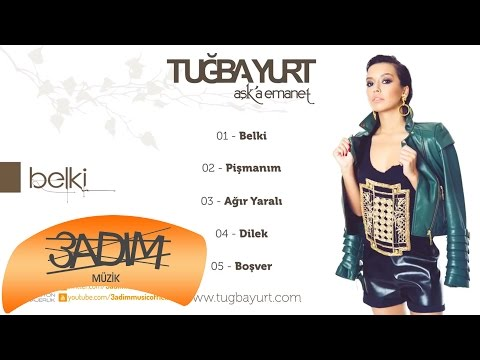 Tu�ba Yurt - Belki Lyric Video