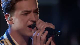 "Download Lagu Noah Mac, The WINNER Song ""In the Air Tonight"" ,The Voice USA 2018 Gratis STAFABAND"