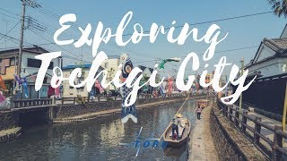 Exploring Tochigi City with the One Day Citizen Passport and Tobu Railway | Day Trip From Tokyo
