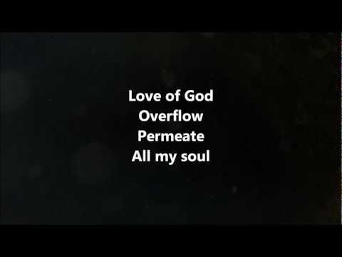 Fill Me Up - Jesus Culture W  Lyrics video