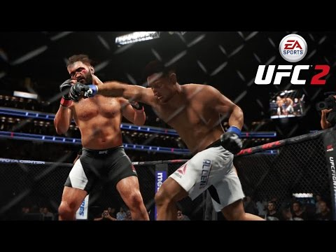UFC 2 - I KILLED HIM