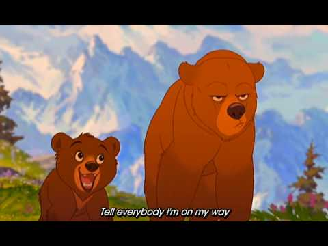 Download Lagu  On my way Phill Colin Brother Bear OST Mp3 Free