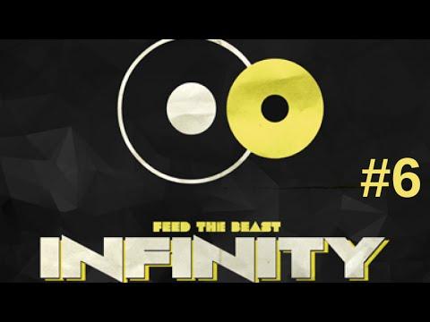 FTB Infinity Evolved Expert - Episode 6