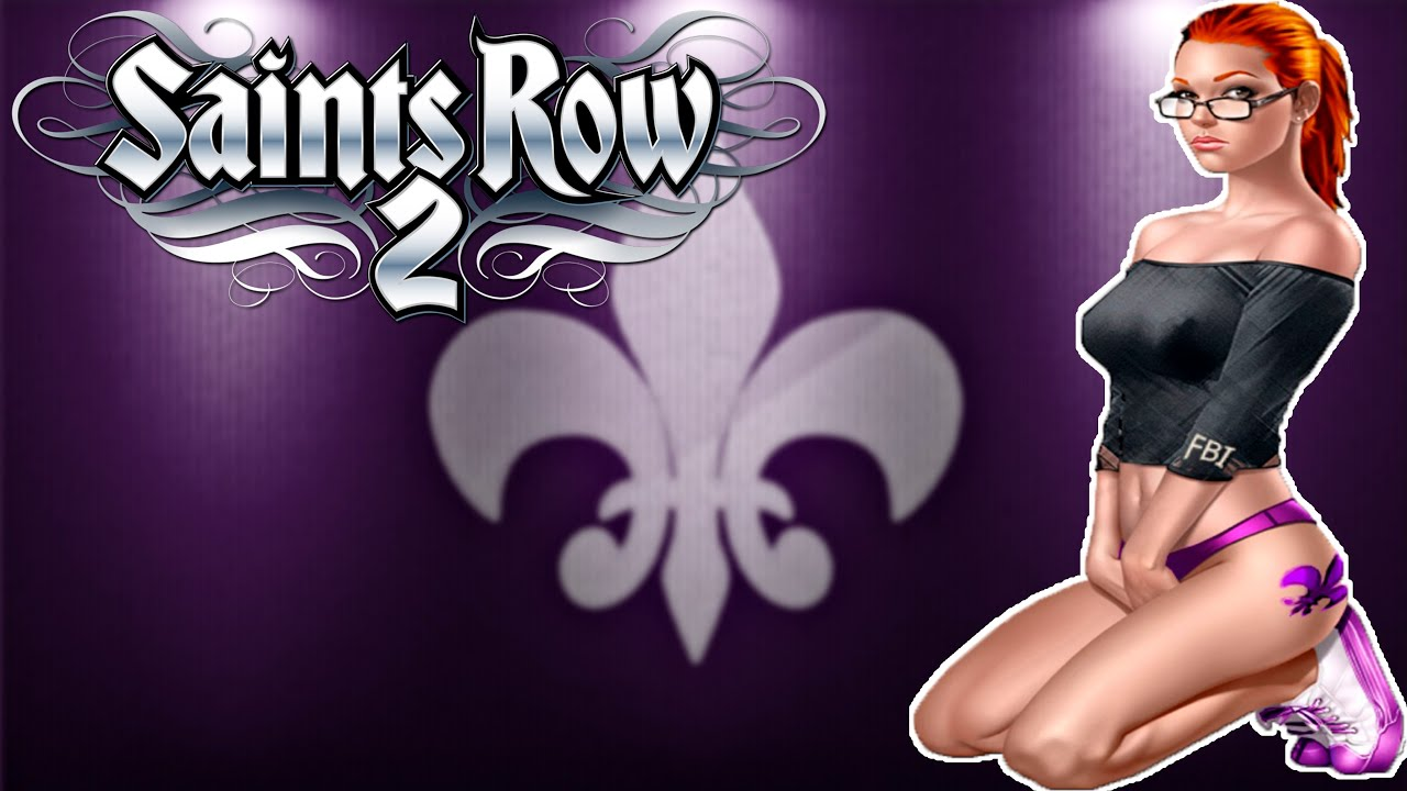 Porn saints row video sexy clip