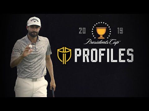 Adam Hadwin | Presidents Cup Profiles