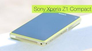Обзор Sony Xperia Z1 Compact