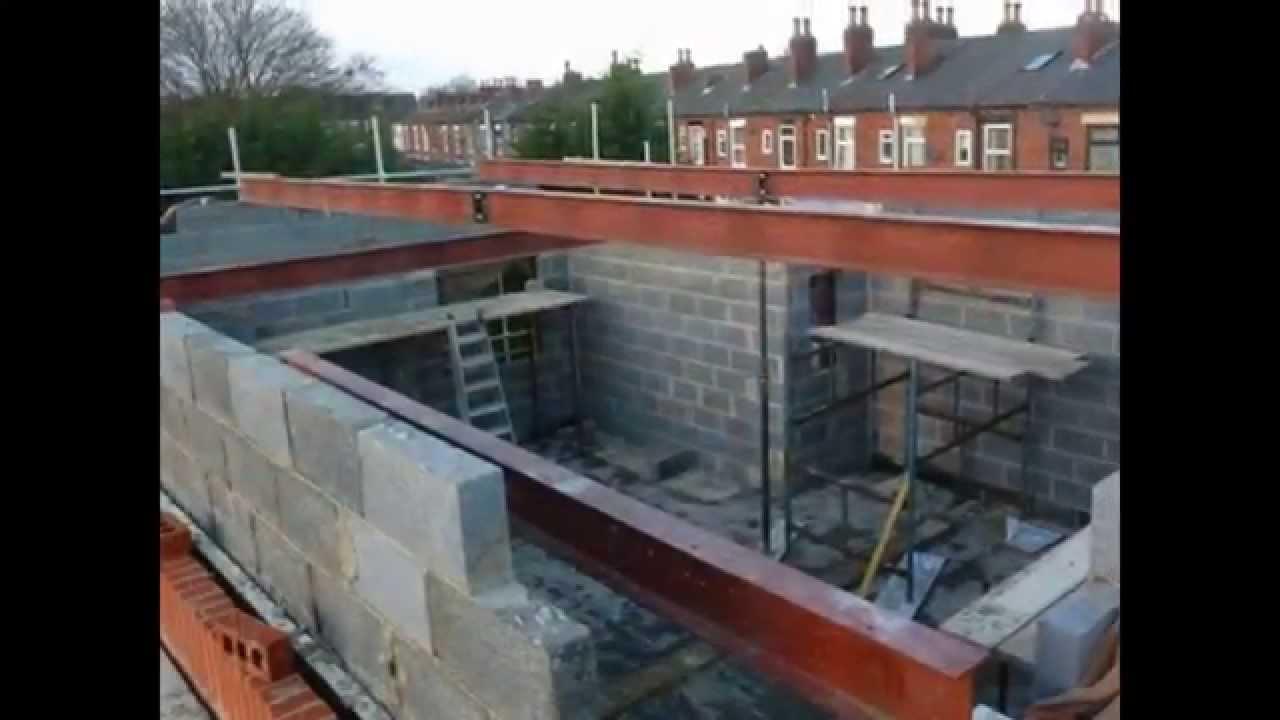 Construction Building Blocks Build a House Brick And Block