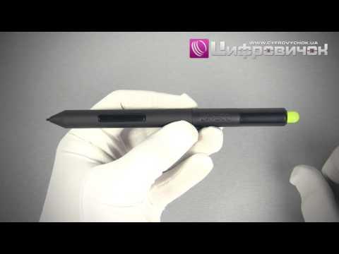 Видеообзор Wacom Bamboo Pen&Touch