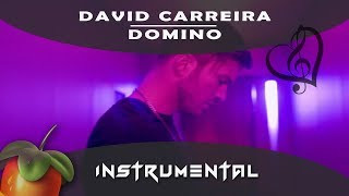 David Carreira - Domino [ INSTRUMENTAL ] Remake sur Fl studio