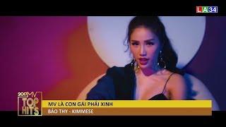 MV TOP HITS - Tháng 8 - Ca sĩ Bảo Thy | LATV
