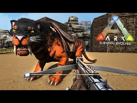 ARK: Survival Evolved - TAMING EVERYTHING!! (ARK Ragnarok Gameplay)