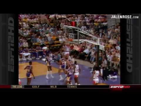http://www.jalenrose.com/ http://twitter.com/jalenrose Jalen Rose and other experts count down the top 20 all time greatest dunkers in NBA history.