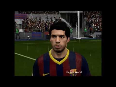 FIFA 14 ► Luis Suarez - Welcome To FC Barcelona ᴴᴰ