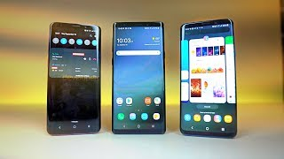 """Samsung Experience 10.0 OFFICIAL """"ONE UI"""" Android 9.0 Pie Review! New Features & Changes!"""
