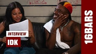 "IDK Interview: Fan Breakdown, ""Is He Real"", Jail & Denzel Curry 