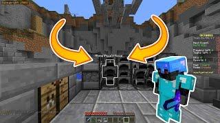 BEN BİR FIRINIM! | Minecraft SKYWARS (I AM STONE CHALLENGE)