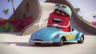HAPPY MEAL COMMERCIAL HD | Barbie - Hotwheels - Creativity