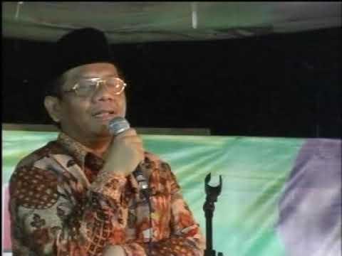 Prof. Dr. Mahfud MD. & Gus Mus Bicara Tentang Gus Dur di Tebuireng