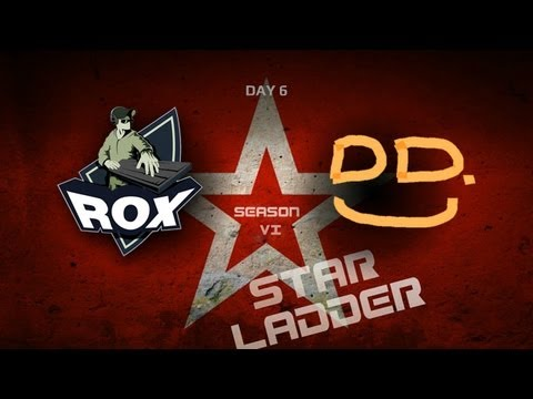 SLTV StarSeries S6 Day 6  RoXKIS vs ddDota