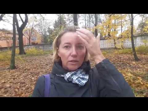 Вернулась в Киев Украина отопления нет горячей воды нет иду в спортзал