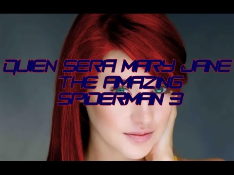 Quien Sera Mary Jane en The Amazing Spiderman 3 (Loquendo)