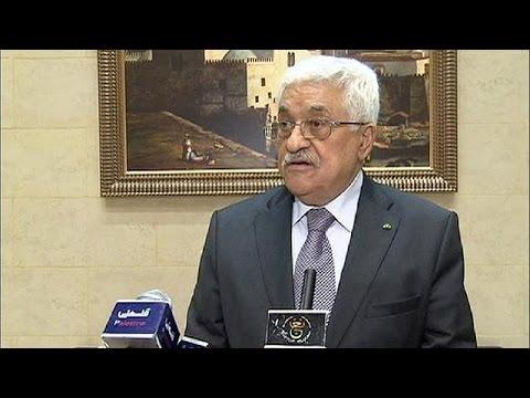UN-Resolution: Abbas droht mit Abbruch der Beziehung zu Israel