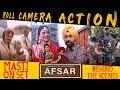 AFSAR   Roll Camera Action   Tarsem Jassar   Nimrat Khaira
