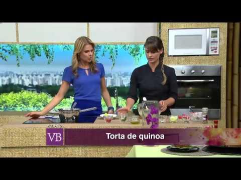 Você Bonita - Torta de Quinoa (01/10/15)