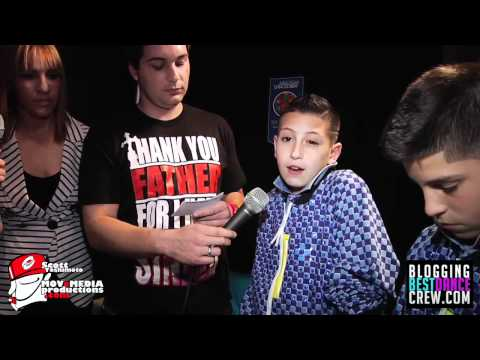 ICONic Boyz Week 5 Interview by BloggingBestDanceCrew