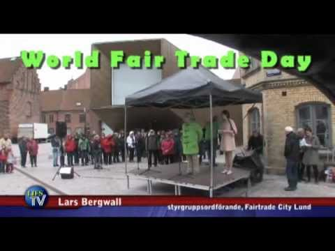 LIFSTV - Planet Lund, Invigning och World Fair Trade Day