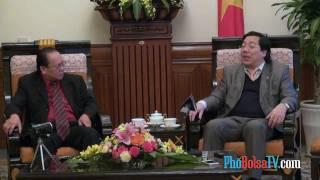 """2: """"Mời ông Nguyễn Xuân Nghĩa về Việt Nam, tôi sẽ lên sân bay đón!"""""""