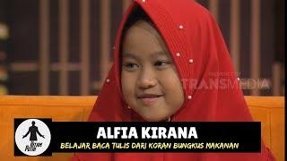 Viral! Anak Belajar Baca Tulis Dari Koran Pembungkus Makanan | HITAM PUTIH (30/10/18) Part 3  from TRANS7 OFFICIAL