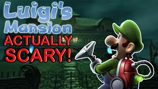 Luigi's Mansion Is Surprisingly Scary - Game Over-Analysis