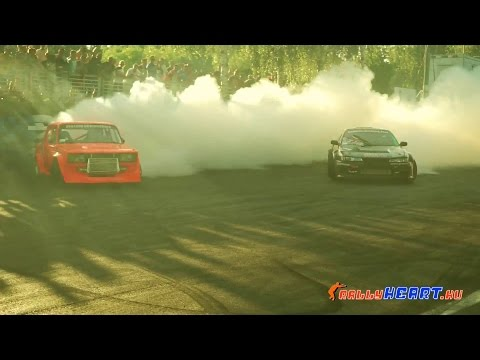 Gpticketshop Retro Drift Kupa & Ladaracing All Star Gála 2014 video
