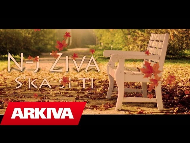N-J Ziva - Ska si ti (Official Lyrics Video HD)