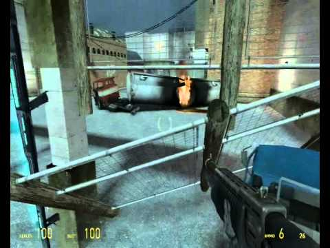 Half - life 2 episode two(2537,6mb)