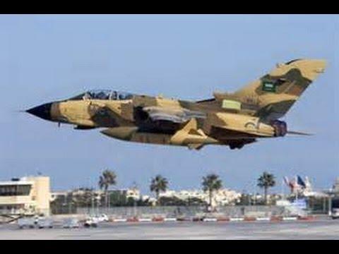 Breaking News March 26 2015 Saudi Arabia leads air strikes against Yemen's Houthi rebels