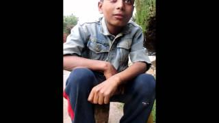 An Interview with a Shoe Shine boy in Ethiopia