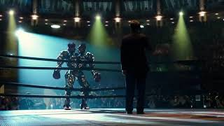 Robot dance and fight