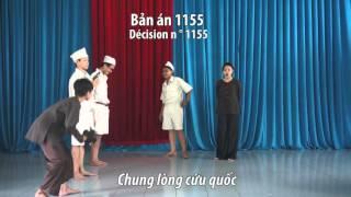 Kịch Võ Thị Sáu - THCS Lê Anh Xuân (Tân Phú)
